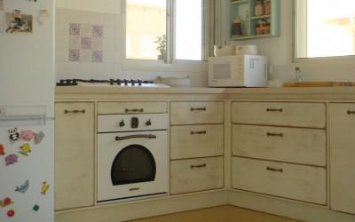 הסוד בעיצוב מטבחים כפריים