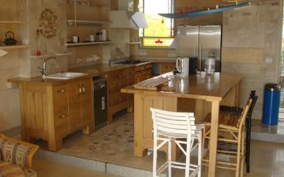 איך לתכנן נכון אי למטבחים כפריים?