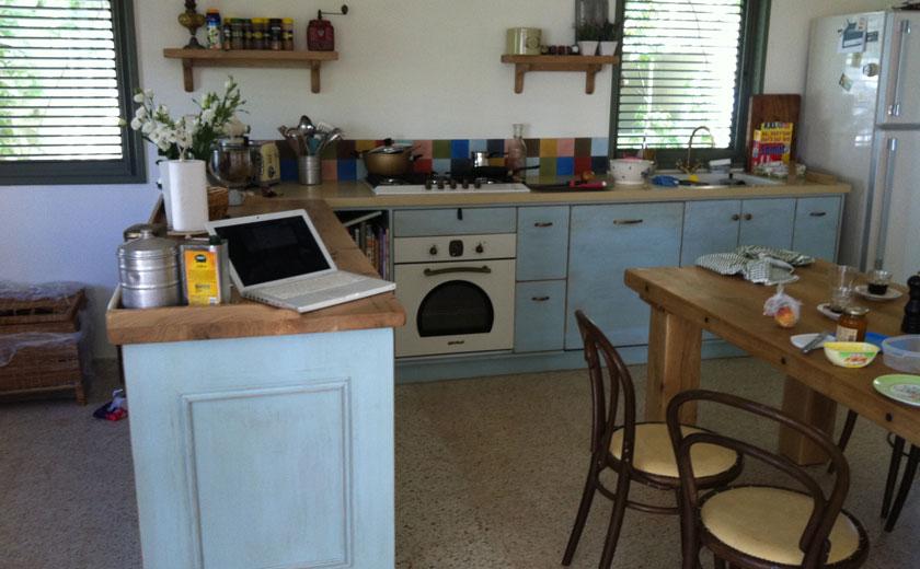 מטבח כפרי וינטאז' – מטבח כפרי מבית סבתא