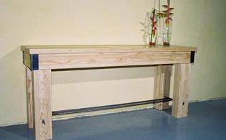 שולחן כפרי