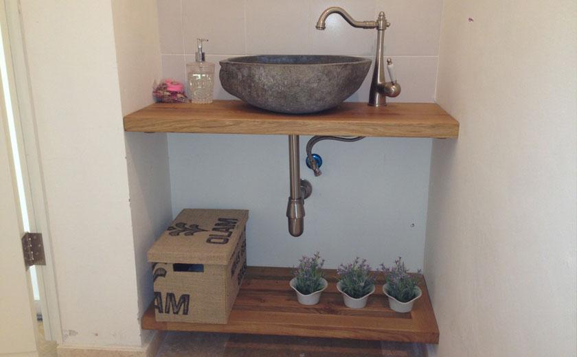 חדרי אמבט כפריים
